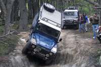 Lakes Off Road 4x4