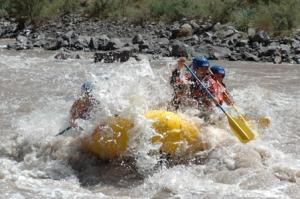 Black Mountain Rafting 2