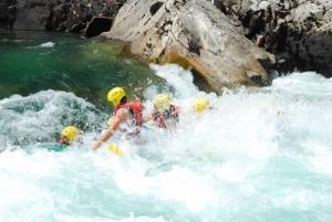 Rafting The Border Tour (río Manso) Packages