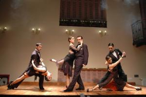 Tango Lessons - Bacana Tango Tour Packages