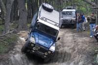 Lakes Off Road Tour4x4 Packages
