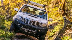 Lakes Off Road Tour 4x4 Packages